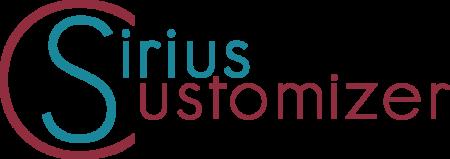 logo Sirius Customizer, conseil en santé